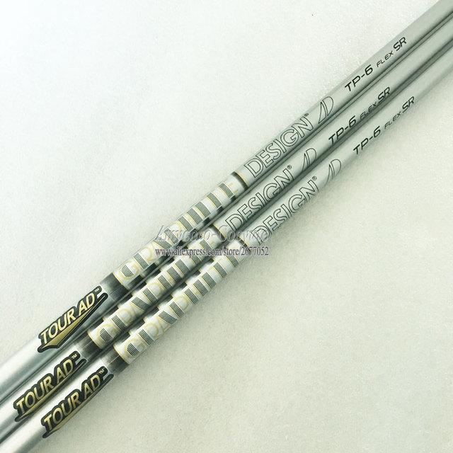 3 шт./партия, новая клюшка для гольфа Cooyute, дизайн AD, TP-6, драйвер для гольфа, деревянный вал графитовая клюшка для гольфа SR или S Flex, бесплатная доставка