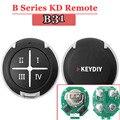 Бесплатная доставка (5 шт./лот) KEYDIY оригинальный KD900 KD900 + URG200 KD-X2 генератор ключей серии B дистанционное управление B31 Автоматическая гаражная ...