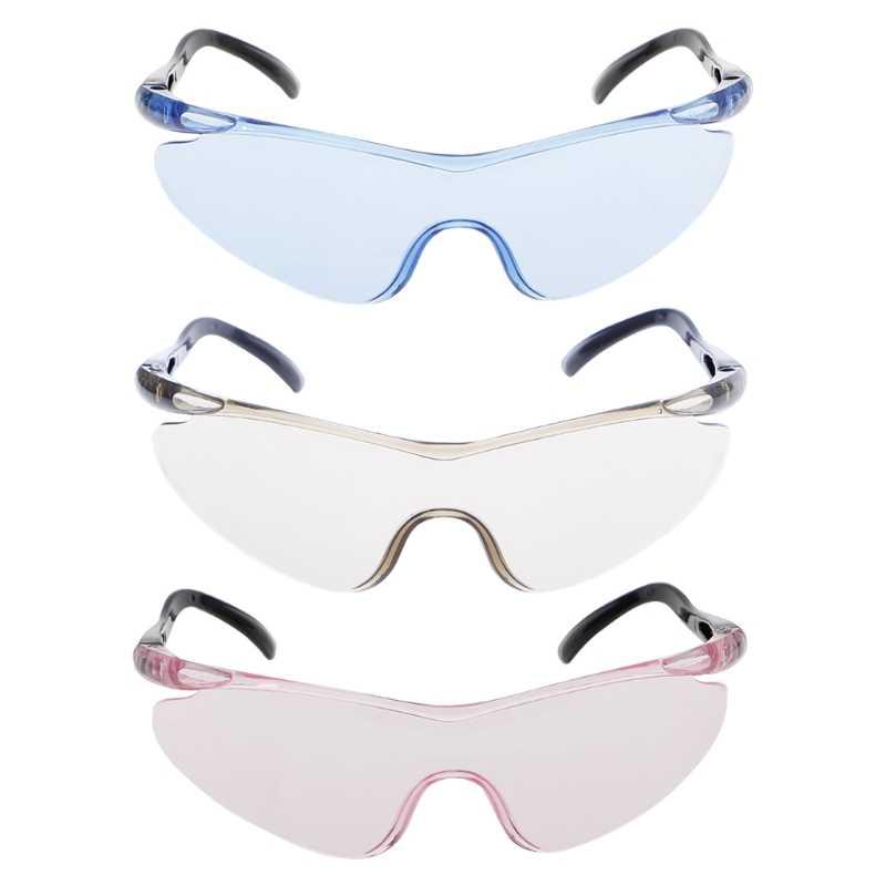 Envío Directo 1 unidad de plástico pistola de juguete gafas para protección de ojos al aire libre niños regalos