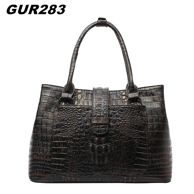 Designer handbags high quality genuine leather bags handbags women famous brands shoulder bags female Luxury women messenger bag 2018 soft genuine leather bags handbags women famous brands platband large designer handbags high quality brown office tote bag