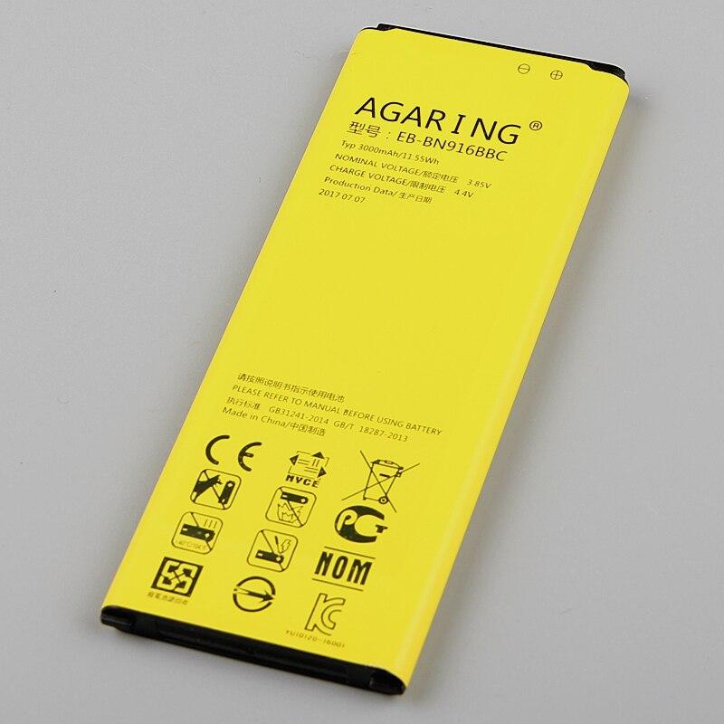 Оригинальные Замена Батарея eb-bn916bbc для <font><b>Samsung</b></font> Galaxy <font><b>Note</b></font> <font><b>4</b></font> N9100 n9108v n9106w note4 Authenic телефон Батареи 3000 мАч