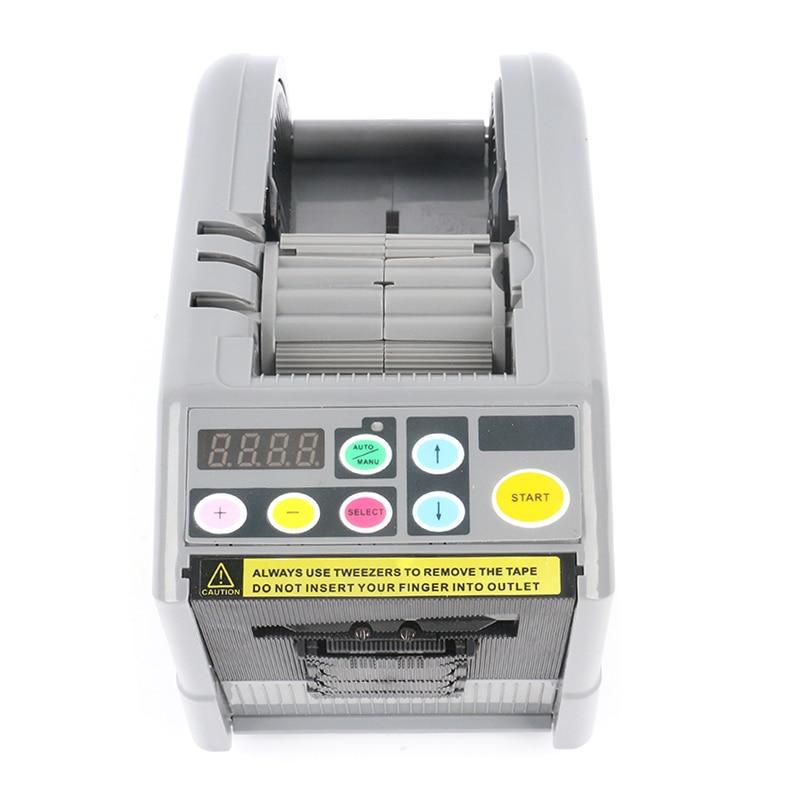 ZCUT-9 Automatic Tape Machine Dispenser Tape Cutting Machine 6-60mm width 5-999mm length For Aluminum Copper Foil Tape Клейкая лента