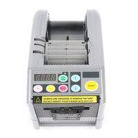 ZCUT-9 автомат ленты диспенсер лента для резки 6-60 мм ширина 5-999 мм длина для Алюминий медь Фольга ленты