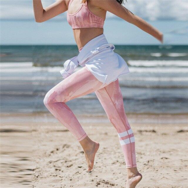 Бег комплект спортивный костюм Для женщин Йога набор бег Костюмы для Для женщин Йога одежда Комбинезон спортивный Для женщин S спортивную одежду тренировки комплект