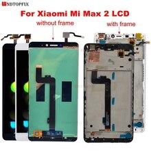 Новый Сяо Mi Max 2 ЖК-дисплей Дисплей Сенсорный экран планшета Ассамблеи MAX2 Pro Запчасти для авто + инструменты для 6.44 «Сяо mi Max 2 ЖК-дисплей