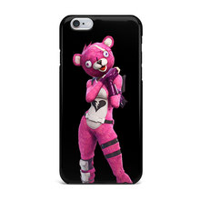 Battle Royale Raven teddy phone Case For iPhone 7 8 6 6S Plus X 5S SE 4S Hot Games Soft TPU Cover For huawei P8 P9 P10 lite case
