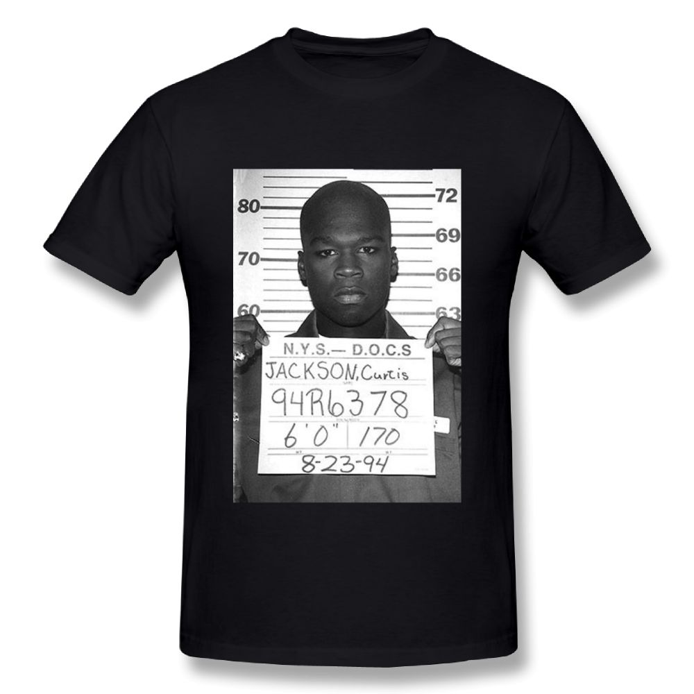T-Shirt 50 cent Wanted