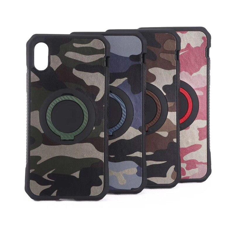 NEW Fashion Mankind Camouflage Muscle 3D Car Rack Kickstand Plastic Mobile Phone Cases For iPhoneX 8 8Plus 7 7Plus 6 6S 6Plus