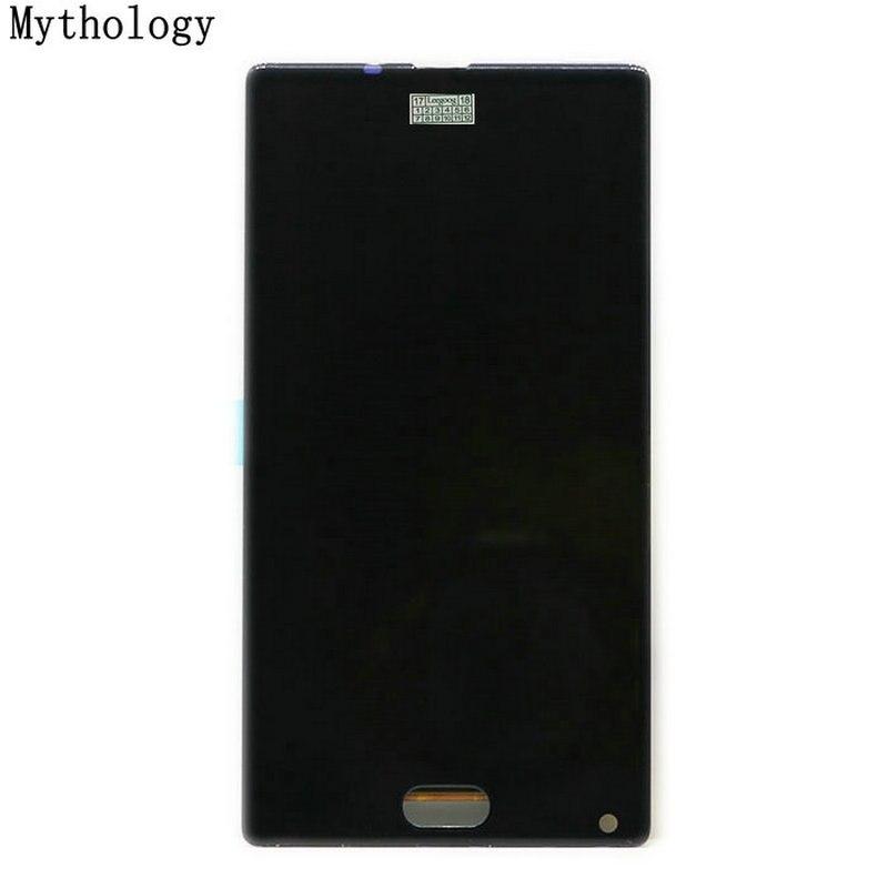 Мифологии Сенсорный экран Дисплей Для Doogee смешивания MTK Helio P25 Octa Core 5,5 дюймов мобильного телефона touch Панель ЖК-дисплей