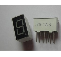 100 PCS LD-3161AS 1 Digit 0.36 GREEN 7 SEGMENT LED DISPLAY COMMON CATHODE 100 pcs ld 3361ag 3 digit 0 36 green 7 segment led display common cathode