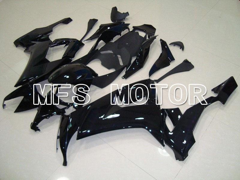 For Kawasaki NINJA ZX10R 2008 2009 2010 08 09 10 Injection ABS Fairing Kits NINJA ZX 10R 08 09 10 Others All Black