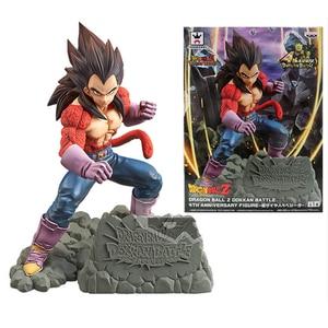 Dragon Ball Z Vegeta Super Saiyan 4 Anime Figure GT Toys For Children DBZ Goku Collectible Doll Juguetes Action Kids Doll Figure