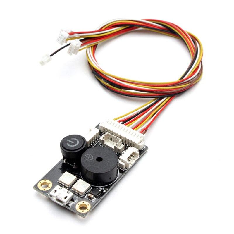 Pixhawk Integrierten Platte LED Summer Mit USB I2c Und Sicherheitsschalter RC Hubschrauber Ersatzteile Zubehör