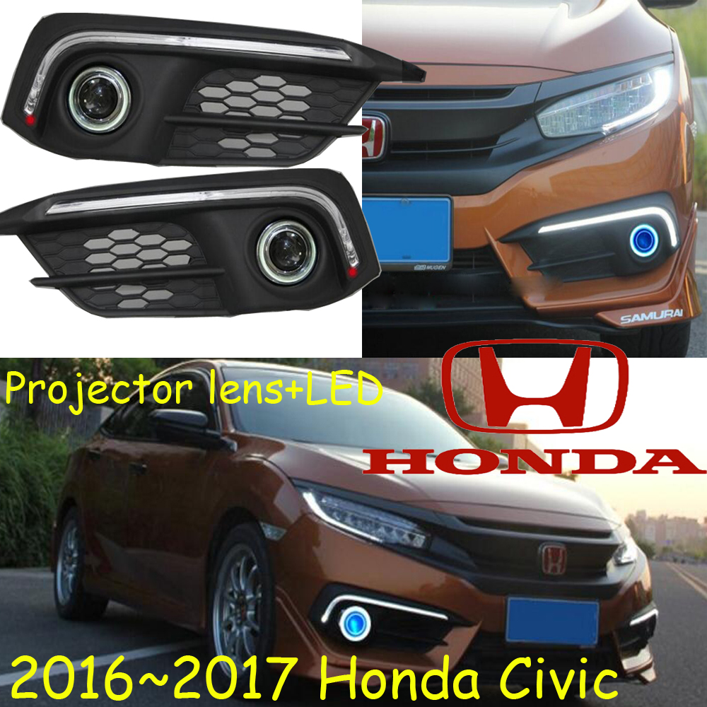 ФОТО Car-styling,car daytime light,2016~2017,chrome,LED,Free ship!2pcs,car fog light,car-covers,car headlight