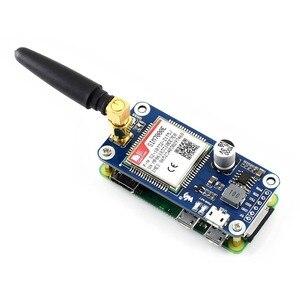 Image 4 - Waveshare NB IoT/eMTC/EDGE/GPRS/GNSS قبعة ل RPi صفر/صفر ث/صفر WH/2B/3B/3B + ، على أساس SIM7000E ، يدعم TCP ، UDP ، PPP ، HTTP ، البريد