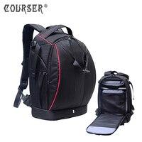 High Quality Nylon Black28 18 43CM Waterproofshoulderbagoutdoorleisurecamerabagprofessional Anti Theft Cameradouble Backpack
