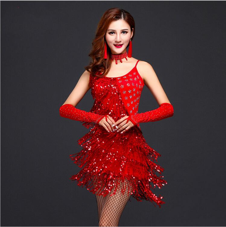 Online Get Cheap Sequin Dance Costumes -Aliexpress.com | Alibaba Group