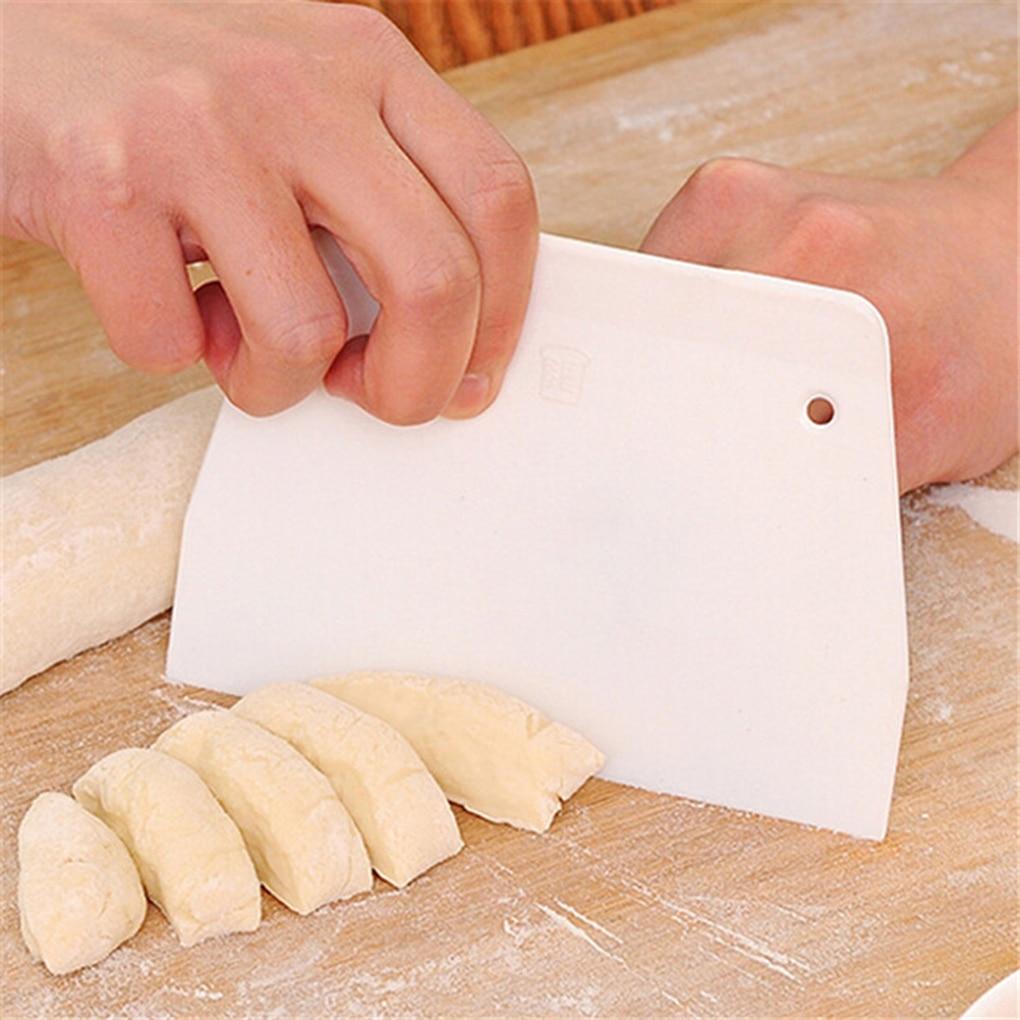 Новые лезвия для вырезания теста в форме лестницы, белые режущие инструменты для выпечки, кухонные гаджеты|Скребки|   | АлиЭкспресс