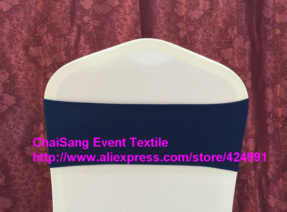 2016 New Arrival 100pcs Shiny Spandex Lycra Chair Band,Single Layer Shiny Spandex Chair Band&Sash for Wedding Event