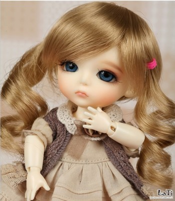 OUENEIFS lati yellow kurro sd 1/8 bjd model tsum baby girls boys dolls dolls toys shop dollhouse silikon resin