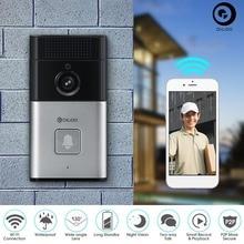Модернизированный Digoo SB-XYZ Беспроводная связь Bluetooth и WIFI Умный дом HD Видеодомофон