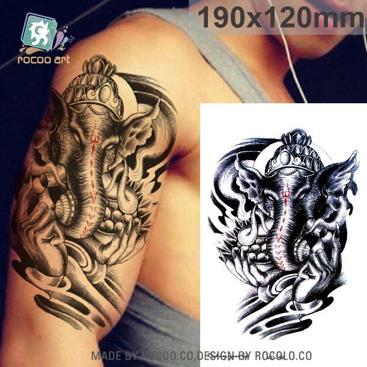 Mc749hombro Tatuajes Temporales Tatto Hombres Temporales Hombre - Tatuajes-hombro-y-brazo-mujer