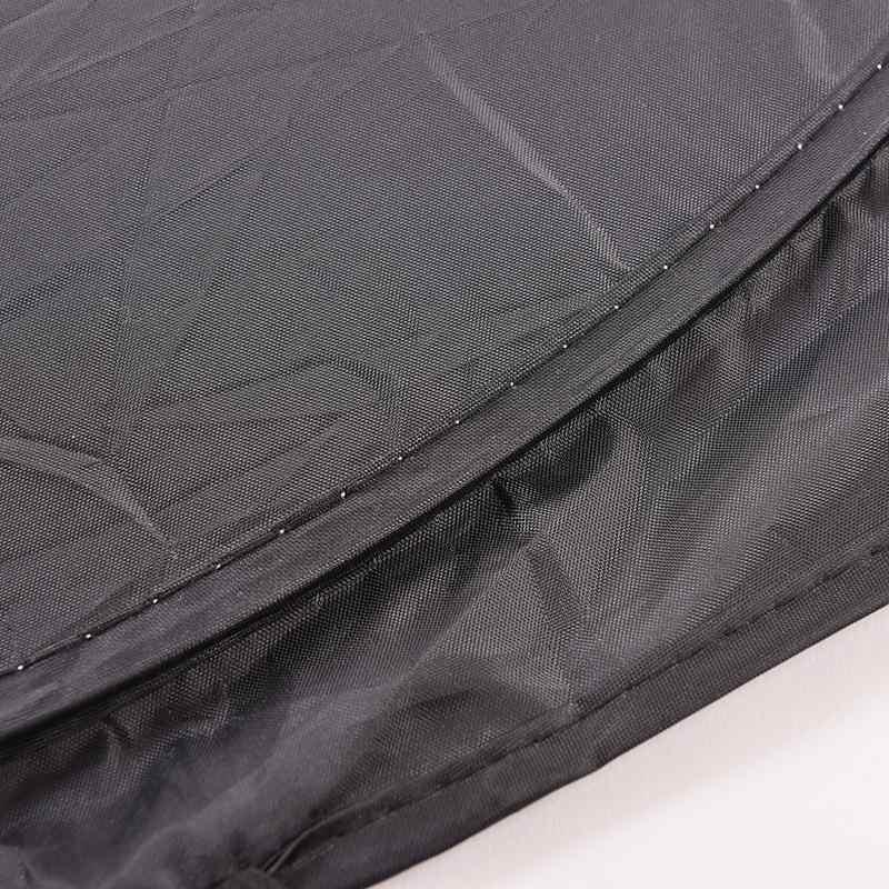 Hot składane Jumbo przednia tylna osłona przeciwsłoneczna na okna samochodu Auto Visor szyba przednia osłona przeciwsłoneczna pokrywa ochrona UV folia na szyby samochodowe