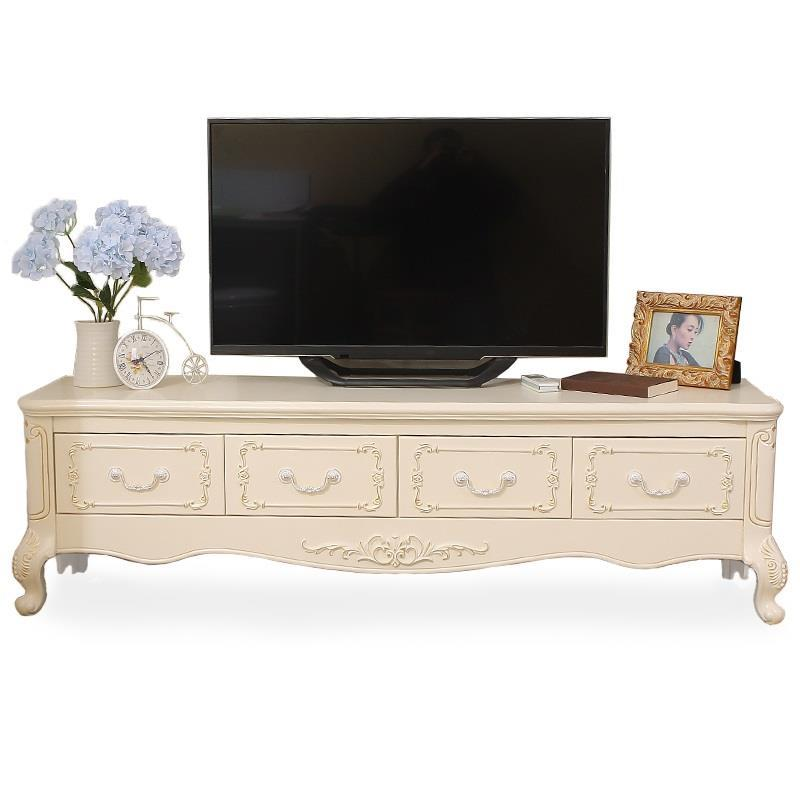 Pie Ecran Plat Computer Monitor De Standaard Stand Lemari European Wood Meuble Mueble Living Room Furniture Table Tv Cabinet