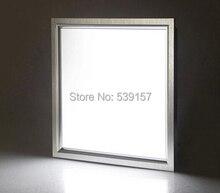 roststar 42w 600x600 recessed square ceiling led panel light ac 100240v 4pcslot