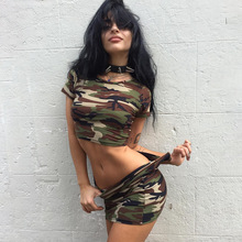 VBTyBL 2017 Camouflage Womens