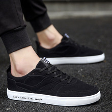 WOLF WHO 2017 Summer Men Black Male Shoes For Men Krasovki Casual Shoes Male Footwear X211