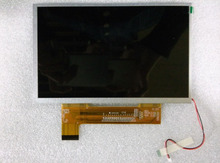"8 "" LCD Full Screen Display para Prestigio MultiPad PMP5588C 40 pin ( p / n : TL080WX800-V0 )"
