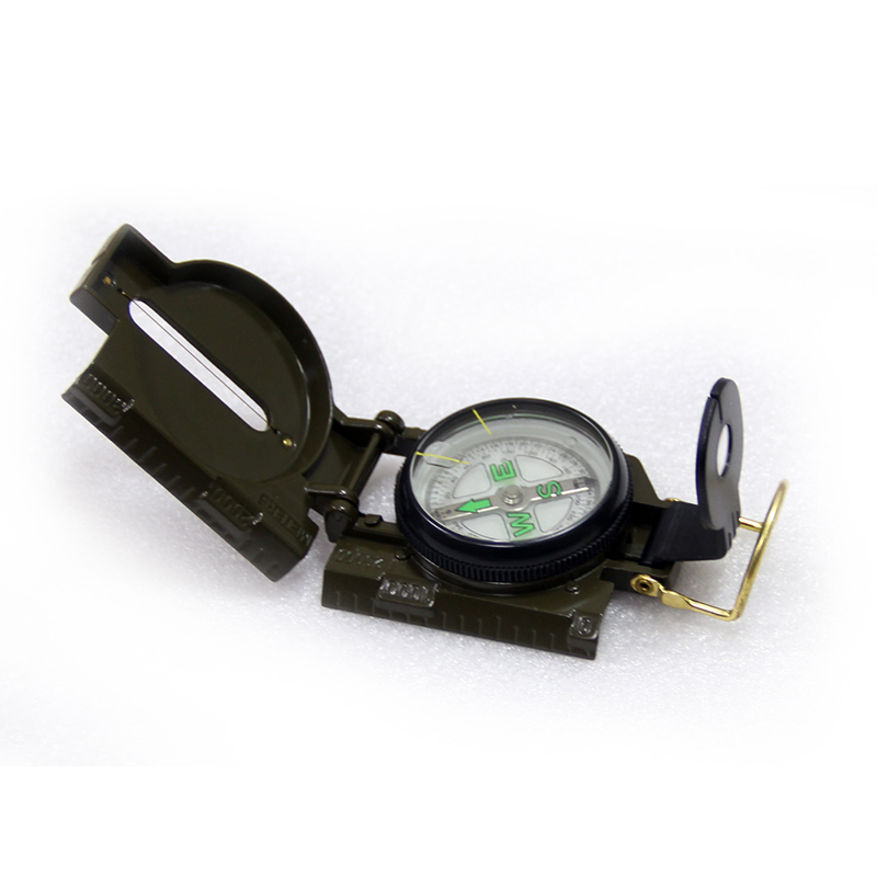 Outdoor Compass Marching 360 Compass North South Compass Survival Tool