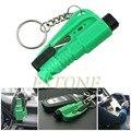 Kris New Arrive Universal Car Emergency Safety Hammer Belt Window Breaker Key Chain Escape Tool