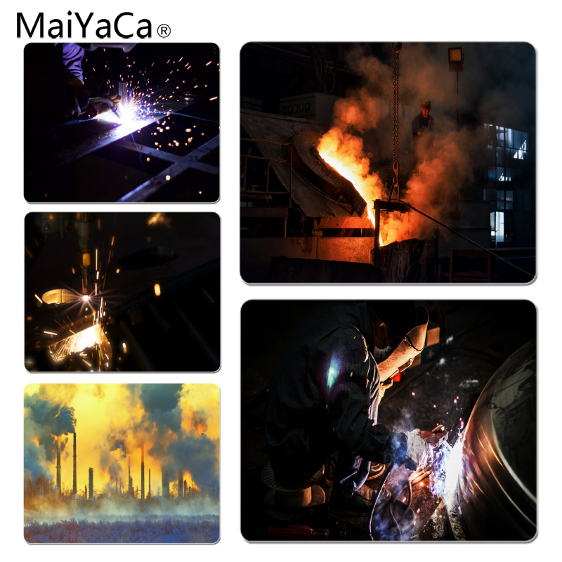 MaiYaCa High Quality Molding Factory Laptop Gaming Mice Mousepad Size for 18x22cm 25x29cm Small Mousepad