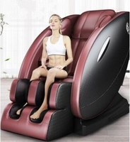 Electric full body massage chair 4d zero gravity AIRBAG Stretched 3d foot shiatsu Back heat massage Recliner