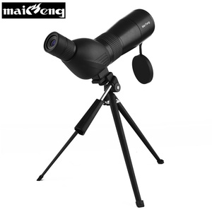 Powerful 15-45X60 Zoom Monocular Professional Astronomical Telescope HD Spotting Scope Nitrogen Waterproof for Bird-watching