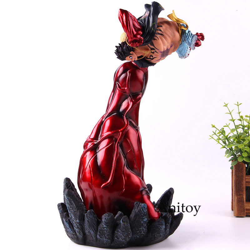 Monkey D Luffy Figure Action Red Big Hand Gear Fourth Luffy PVC Collection Model Toy One Piece Anime King of ArtistMonkey D Luffy Figure Action Red Big Hand Gear Fourth Luffy PVC Collection Model Toy One Piece Anime King of Artist