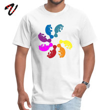 Summer Misfits Round Collar Tops Shirts Michael Myers Sleeve Funny & Tees New Coming Printed Tshirts Free Shipping