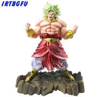 Broli Dragon Ball Japanese Anime Figures Action Toy Figures Vegeta Kakarotto Pvc Model Collection For Best birthday Gift