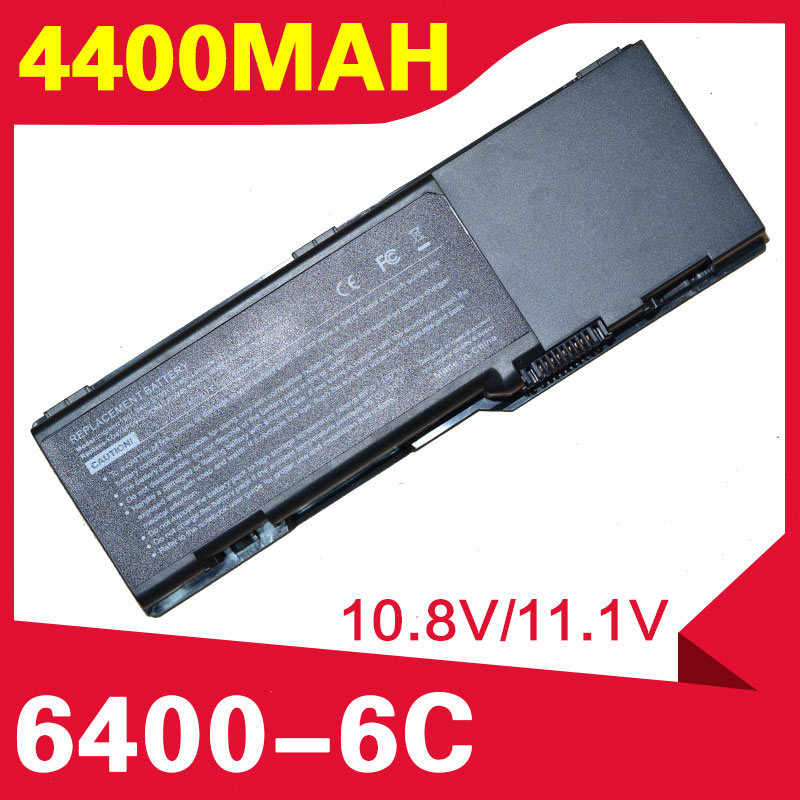 ApexWay <font><b>Battery</b></font> For <font><b>dell</b></font> <font><b>Inspiron</b></font> <font><b>1501</b></font> 6400 312-0427 312-0428 312-0460 312-0461 312-0466 312-0467 312-0599 312-0600 451-10338 image