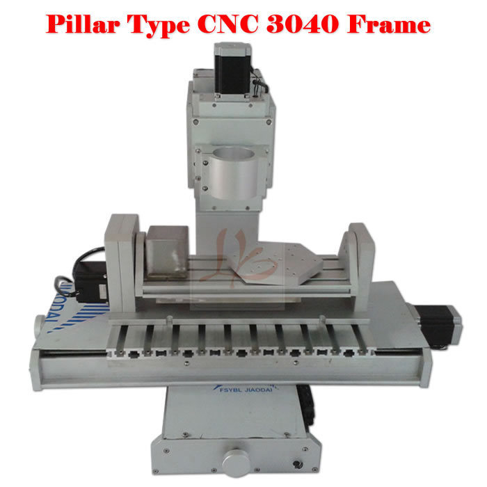 3040 Pillar Type 5 Axis Cnc Milling Machine Frame Kit In Wood Routers From Tools On Aliexpress Com Alibaba Group