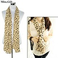 Miss.GO Brand New Arrival Ladies New Chiffon Colorful Sweet Pattern Scarf Women Fashion Stylish Long Neck Shawl Wrap Scarf