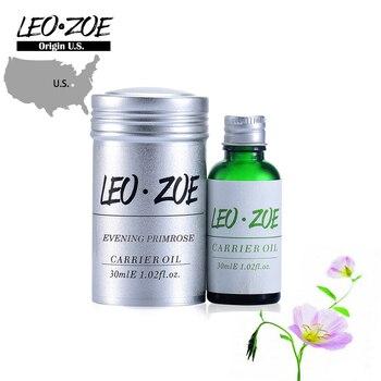 Well-Known Brand LEOZOE Pure Evening Primrose Oil Certificate Of Origin US Evening Primrose Essential Oil 30ml фото