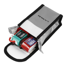 Register shipping 1pcs Lipo Battery Safety Bag Lipo Battery Guard Bag Battery Protection Bag for LiPo