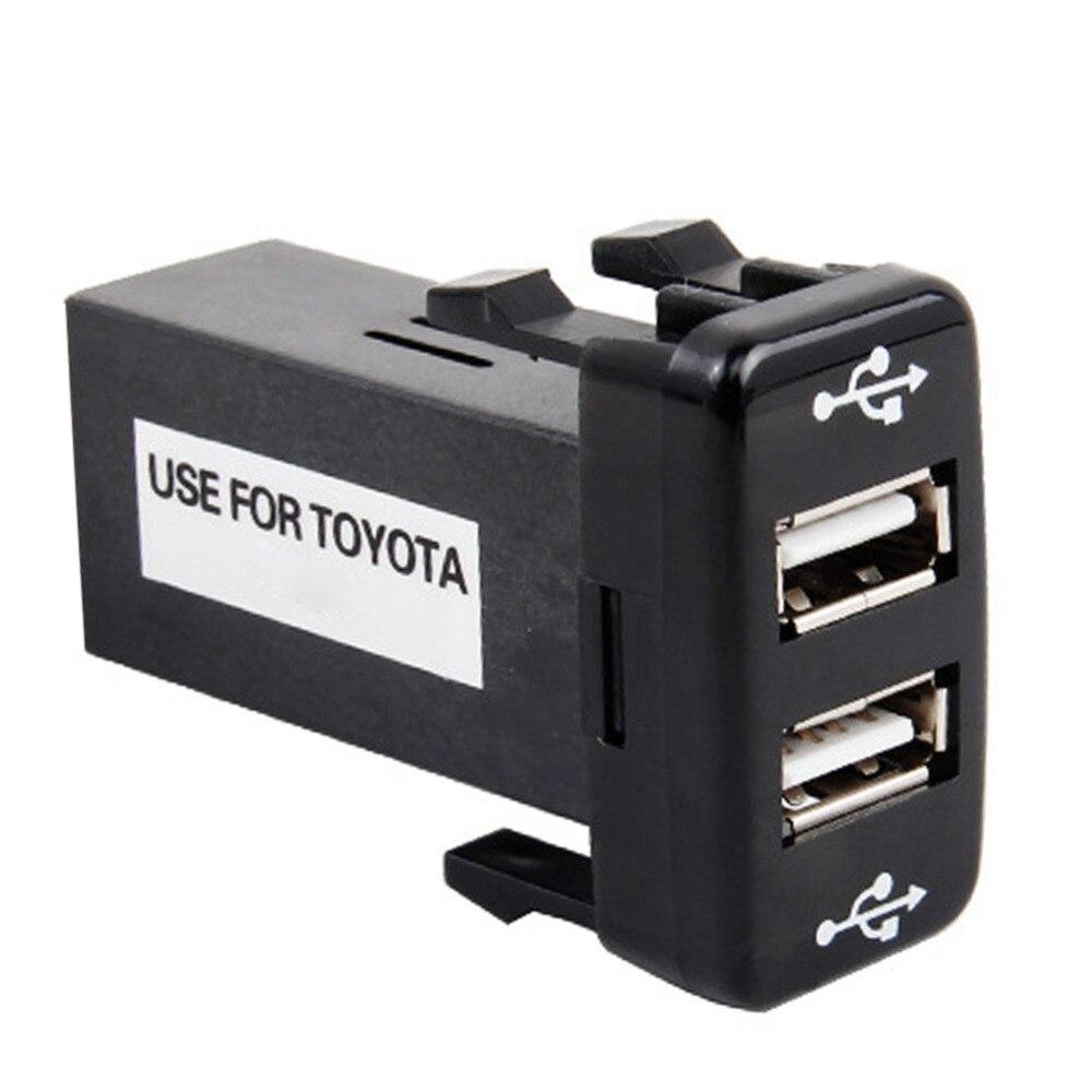 2.1A Dual USB Socket Car Charger 2 USB Port USB Charge