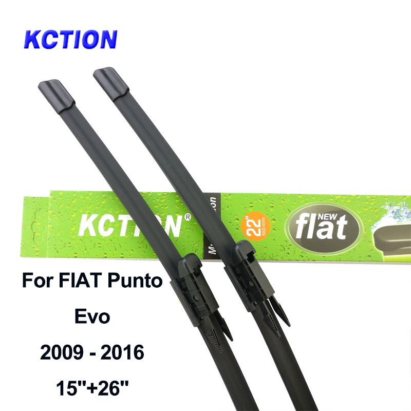 Windshield wiper blade windscreen rear car accessories for FIAT Punto Evo / 3 Doors 5 Grande