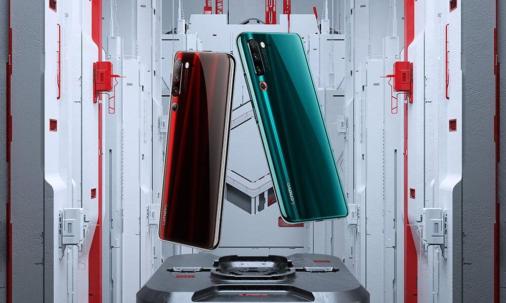 Original Lenovo Z6 Pro Snapdragon 855 Octa Core 6.39 1080P Display Smartphone Rear 48MP Quad Camera (4)