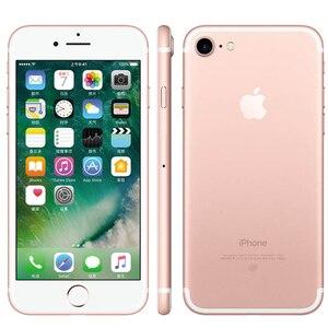 Image 3 - Desbloqueado apple iphone 7 32/128 gb/256 gb ios 10 12.0mp 4g câmera quad core impressão digital 12mp 2910ma iphone7 lte telefone celular