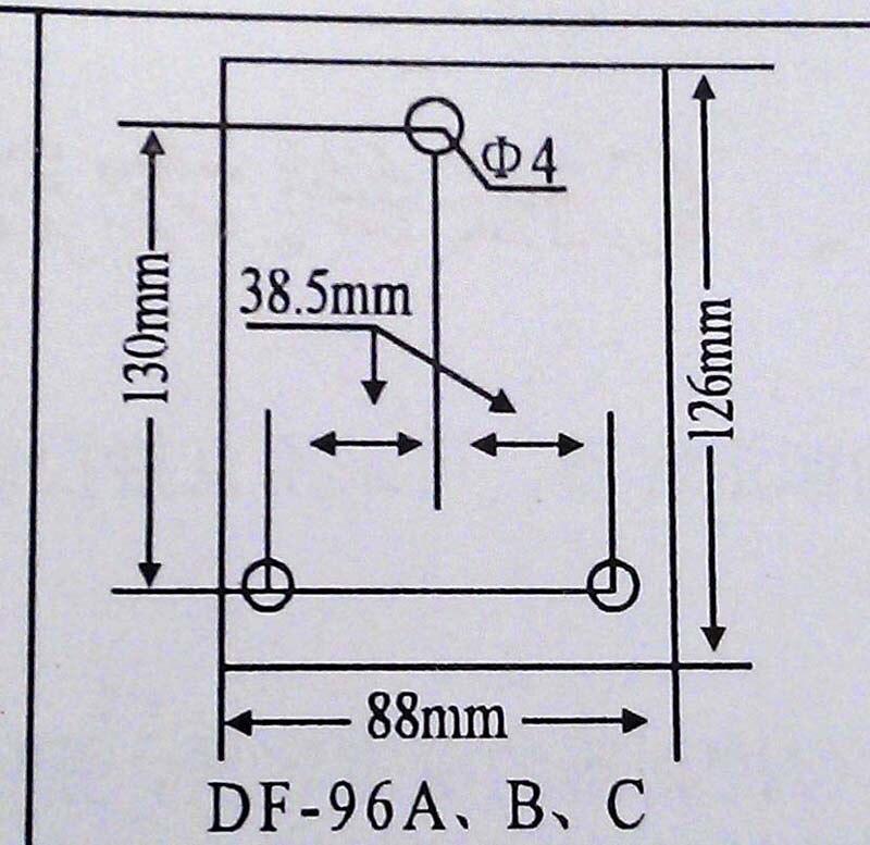 Automatische füllstands relais mangel an wasser und überlauf schutz ...